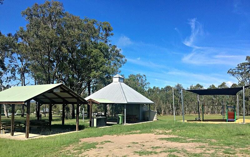 JA Gorton Oval Maidenwell