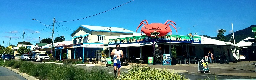 Big Crab Cardwell Landmark