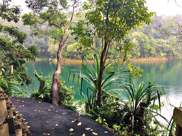 Lake Eacham Walk