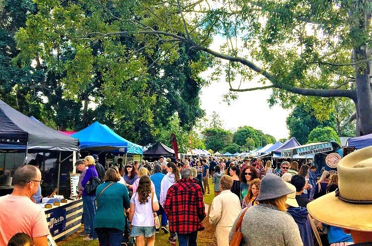 Yungaburra Market Day