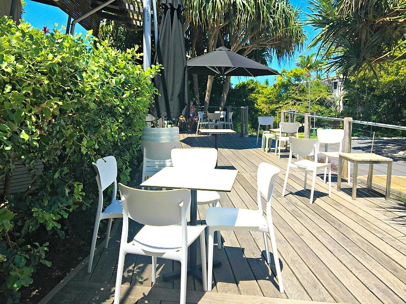 Dog Friendly Costa Noosa Deck