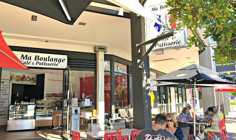 Ma Boulange Open Air Coolum Cafe