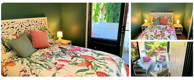 Airbnb near Strand Waterpark Townsville