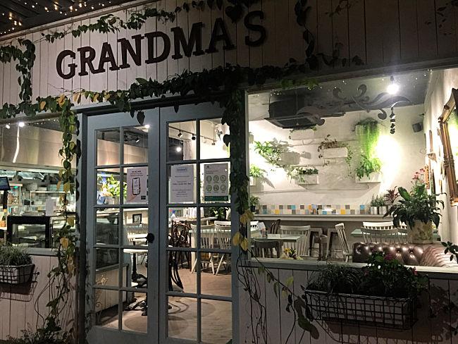Grandma's Cafe North Ward Townsville
