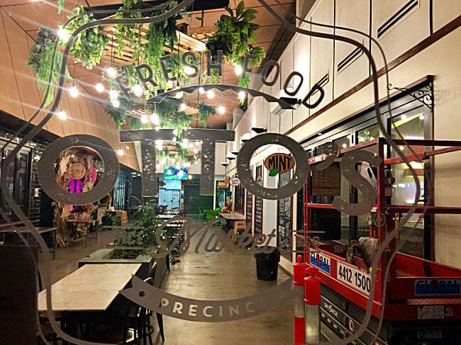 Ottos Precinct Mall Area Townsville